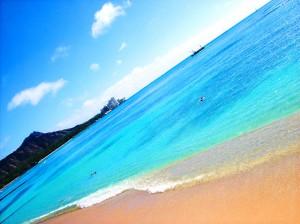 Honolulu Hawaii Waikiki Beach